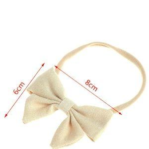 Cute Bow headbands for a baby girl